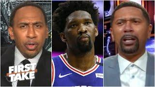 Has Joel Embiid's career been a disappointment?   First Take