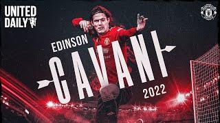 EDINSON CAVANI SIGNS NEW CONTRACT! | Exclusive Interview | United Daily | Manchester United