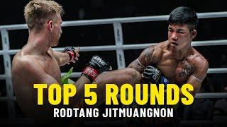 Rodtang's 5 Best Rounds | ONE Highlights