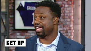 Bart Scott: The Cowboys have a lot of 'cowardice' front-running football players | Get Up