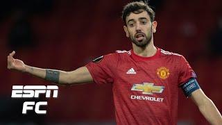Bruno Fernandes looks tired, but he's key for Manchester United in the derby - Ian Darke | ESPN FC