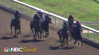 Breeders' Cup 2020: Filly and Mare Sprint breaks track record (FULL RACE) | NBC Sports