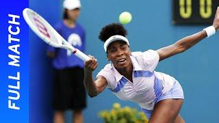 Venus Williams vs Justine Henin Full Match | US Open 2007 Semifinal