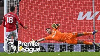 Man United beat Aston Villa, go level on points with Liverpool | Premier League Update | NBC Sports