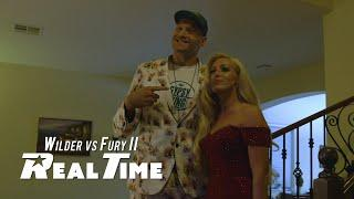 The King is Here! Fury Arrives at MGM   Wilder vs Fury 2 Real Time Ep. 12