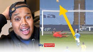 Is Chunkz better at penalties than Raheem Sterling? | Saturday Social feat Chunkz & Harry Pinero