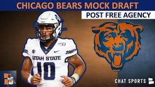Bears 7 Round Mock Draft Following NFL Free Agency Led By QB Jordan Love And CB Trevon Diggs
