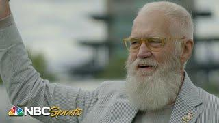 David Letterman was an Indy 500 fan long before embracing IndyCar as team owner   Motorsports on NBC