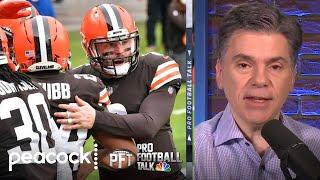 How Browns can expose Chiefs' defensive weaknesses | Pro Football Talk | NBC Sports