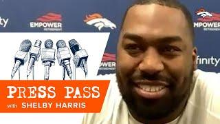 Shelby Harris: 'This is how we should be playing every week'