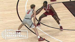 Mac McClung scores 20 points, shows off from 3-point range [HIGHLIGHTS] | ESPN College Basketball