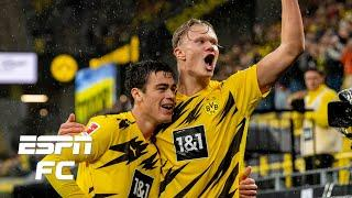 Imagine being as smart as Gio Reyna on the pitch for Borussia Dortmund at 17 - Steve Nicol | ESPN FC