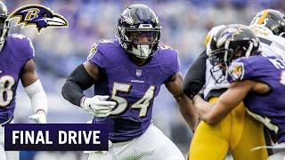 Tyus Bowser 'Wanted to Be Back' | Ravens Final Drive