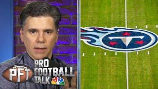 Mike Florio: 'Blame to be laid' for Titans' COVID-19 outbreak   Pro Football Talk   NBC Sports