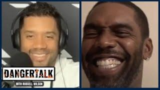 Randy Moss almost won a Super Bowl with Russell Wilson | DangerTalk
