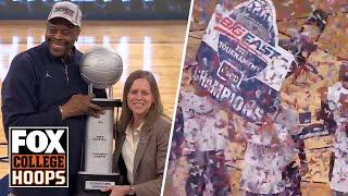 Patrick Ewing: 'my goal is for this program to get it back to where it once was' | FOX COLLEGE HOOPS