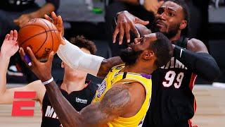 'The Lakers won Game 4 in the mud' – JWill on the Heat's Game 4 loss | KJZ