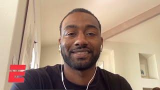 John Wall feels '110% healthy,' talks watching the bubble and being a Cowboys fan | Monday Tailgate