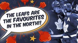 The Maple Leafs Will Win The North Division, Prove Me Wrong! w/ Steve Dangle