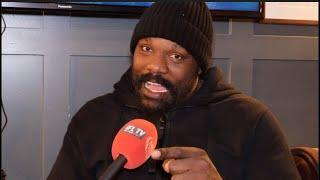 'I WILL MAKE YOU MY B****' - DEREK CHISORA DOESN'T HOLD BACK ON AJ-FURY, WHYTE, WILDER, USYK, DUBOIS