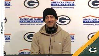 Rodgers On Tyler Ervin: 'He's One Of The Unsung Heroes Of Tonight'