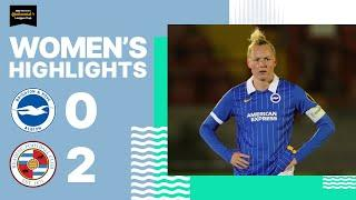 Continental Cup: Albion 0 Reading 2