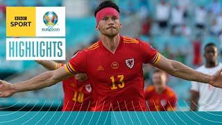 Highlights: Moore rescues draw for Wales | UEFA Euro 2020