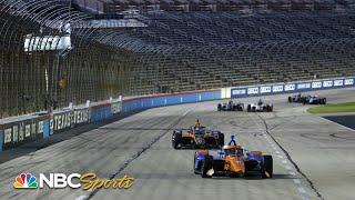 IndyCar: Genesys 300 at Texas Motor Speedway | EXTENDED HIGHLIGHTS | 06/06/20 | Motorsports on NBC
