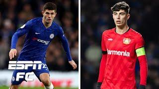 What would Kai Havertz joining Chelsea mean for Christian Pulisic | ESPN FC