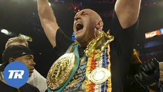 You Big Dosser, You Big Bum! Look Back at the Best of Tyson Fury from Wilder vs Fury 2 Fight Week