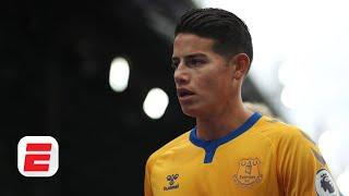 Everton are built around James Rodriguez, and he's responding to the star role - Hislop | ESPN FC