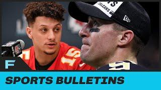 'Patrick Mahomes, Drew Brees & More BLAST NFL For Not Having Proper COVID 19 Protocols In Place