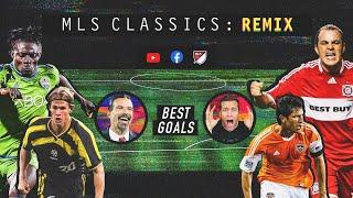Bicycle Kicks & Insane Free Kicks | EVERY Goal of the Year Winner | MLS Classics Remix