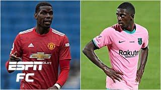 Can Paul Pogba help Manchester United lure Barcelona's Ousmane Dembele to Old Trafford? | ESPN FC