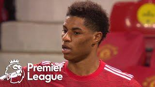 Marcus Rashford slams Manchester United in front of Newcastle | Premier League | NBC Sports