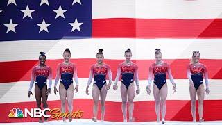 USA dominates team event at 2019 Worlds | FULL BROADCAST | NBC Sports