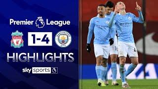 City run riot after Alisson errors!   Liverpool 1-4 Manchester City   Premier League Highlights