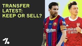 Latest Transfer Rumours: Would you sell, keep or loan these players?