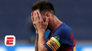 Lionel Messi to SKIP Barcelona training: He doesn't see a 'clear plan' at Barca | ESPN FC