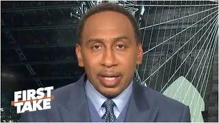 Stephen A. is confident about the return of sports | First Take
