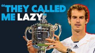 How Andy Murray Won His FIRST Grand Slam! | Andy Murray: Resurfacing