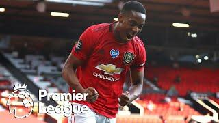 Anthony Martial's first career Man United hat trick | Premier League | NBC Sports