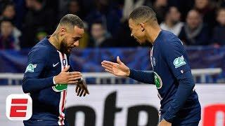 The door's open for Neymar, closed for Kylian Mbappe to leave PSG - Laurens | ESPN FC