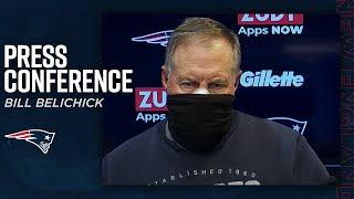 Bill Belichick on Damien Harris, Coaching with His Sons & More | Press Conference 12/3