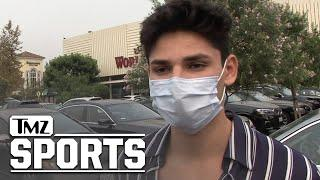 Ryan Garcia Says Oscar De La Hoya, Mike Tyson Are 'Nuts' For Boxing Comeback | TMZ