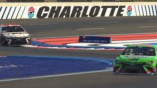 Live Roval Racing: eNASCAR Coca-Cola Series playoffs begin at Charlotte Roval