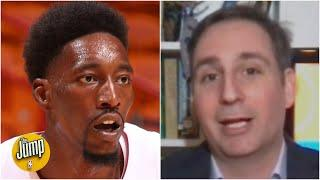 Will Bam Adebayo live up to his contract extension this season? | The Jump