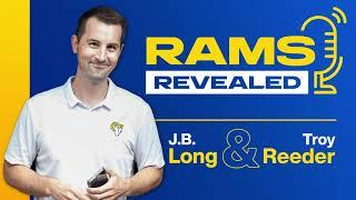 Ep. 15: Troy Reeder on Belonging in the NFL   Rams Revealed Podcast