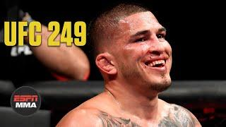 Anthony Pettis 'had no idea' he beat Donald Cerrone at UFC 249 | ESPN MMA