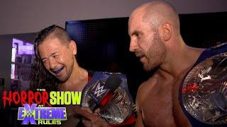 Did Cesaro & Shinsuke Nakamura keep their word?: WWE Network Exclusive, July 19, 2020